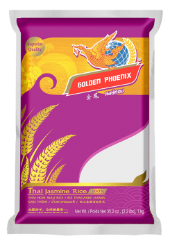 Superior Thai Hom Mali Rice 100 % (Thai Jasmine Rice)