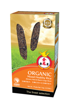 Organic Mixed Healthy Rice