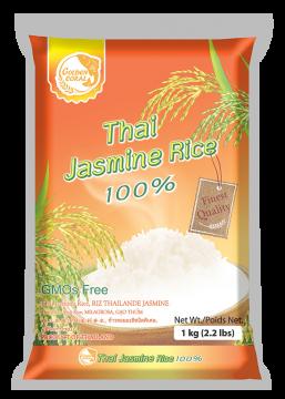 Thai Hom Mali Rice 100% (1 kg)