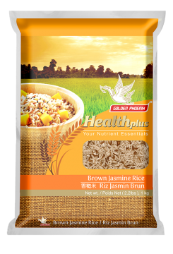 Mixed Brown Jasmine Rice