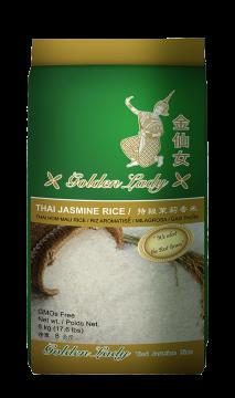 Thai Hom Mali Rice (8 kg)