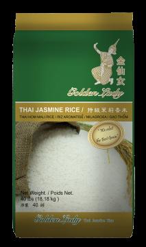 Thai Hom Mali Rice (18.18 kg)