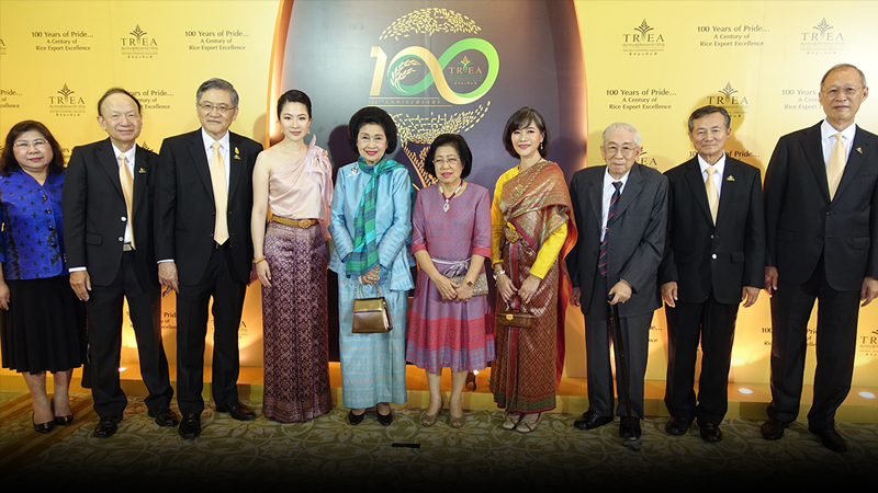100 years of Pride – Thai Rice exporter Association
