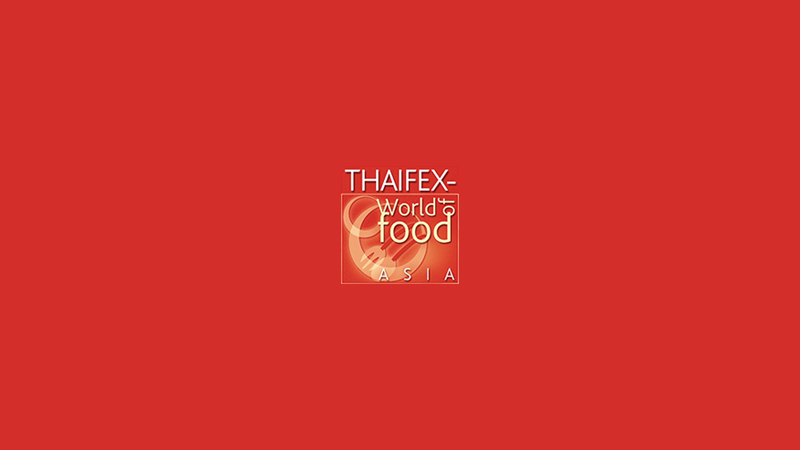 งาน THAIFEX World of food ASIA 2018