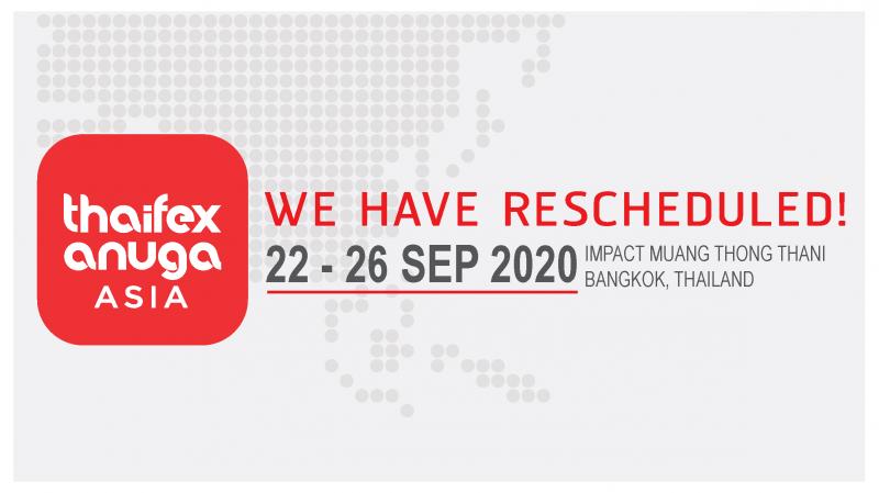 THAIFEX-Anuga Asia 2020